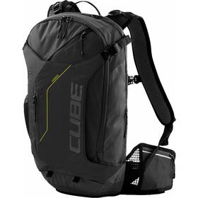 Cube Edge Hybrid Backpack black'n'lime